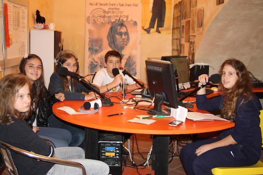 Giovedì 15 novembre seconda puntata di Radio-attivi. La scuola siamo Noi!