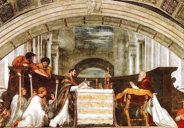 Corpus Domini: la Carne della verità.