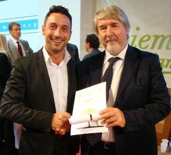 L�Umbria dei Parchi vince per innovazione e competitività. Al Consorzio Itaca il premio Cooperambiente 2011