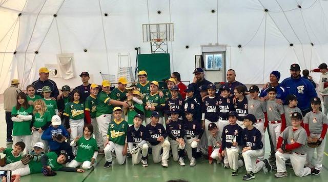Baseball, il Montefiascone vince il Torneo Inter-League 2017