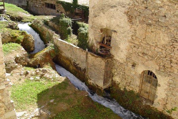 Con l'Asds Majorana tra le sorgenti di Rasiglia, la piccola Venezia umbra