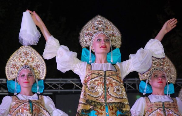 Rinviata al 2021 anche la Rassegna Internazionale del Folklore
