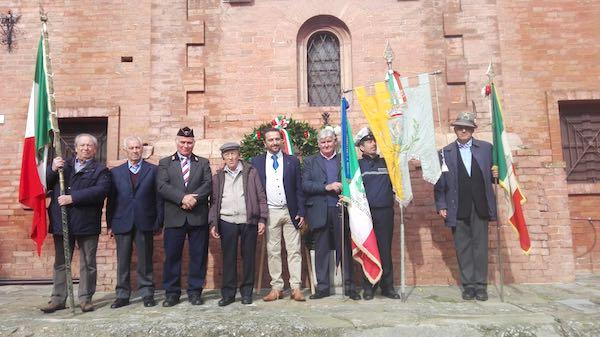 """""""Mai più guerre"""", a Monteleone d'Orvieto un giorno per riflettere sull'importanza della pace"""