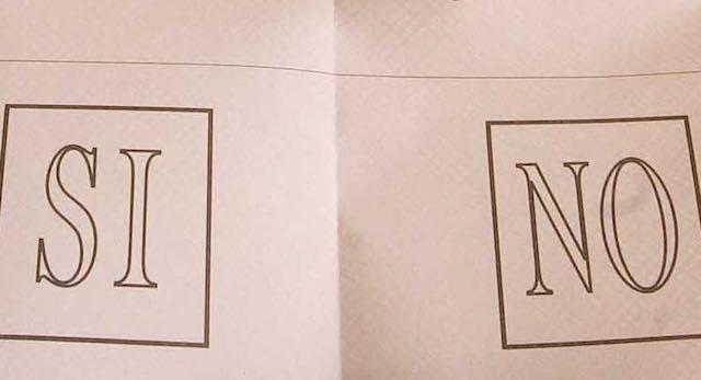 Discarica, consegnati in Comune i quesiti del referendum popolare
