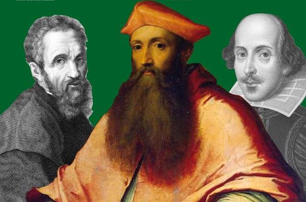 """""""Reginald Pole, tra Michelangelo e Shakespeare"""" in mostra a Palazzo Petrangeli"""