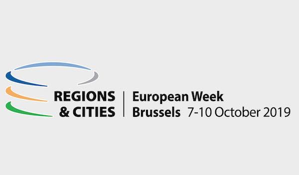 Ventisette Comuni dell'Umbria volano all'European Week of Regions and Cities