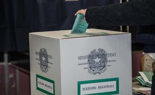 Elezioni Regionali, fissata la data. Si torna alle urne domenica 27 ottobre