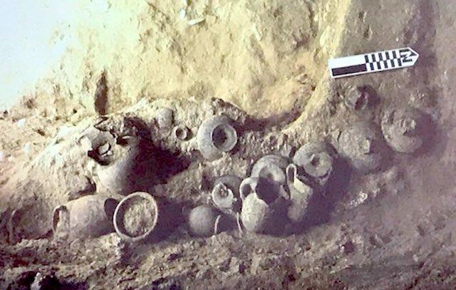 Nuovi scavi alla Necropoli del Vallone. Si ipotizzano altre scoperte