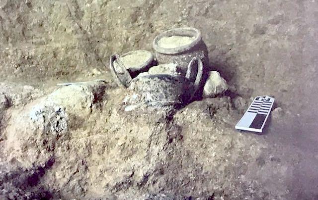 Necropoli del Vallone di San Lorenzo, i risultati preliminari della Campagna di Scavo 2019