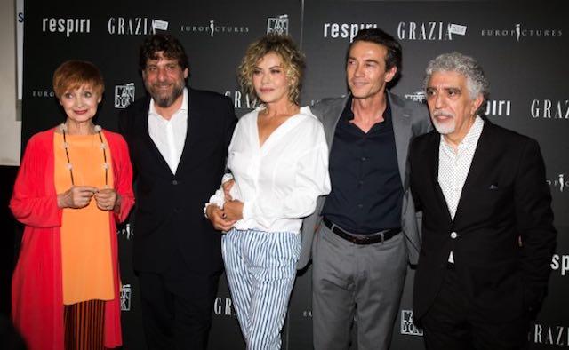 """Anche Eva Grimaldi alla proiezione di """"Respiri"""", aspettando """"CineCastello"""""""