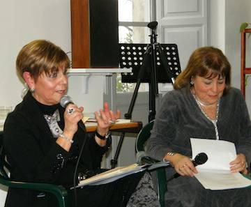 L'incanto della poesia di Laura Ricci. A Palazzo Simoncelli con l'Unitre