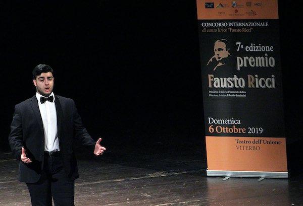 Premio Fausto Ricci, vince il giovanissimo Pierpaolo Martella