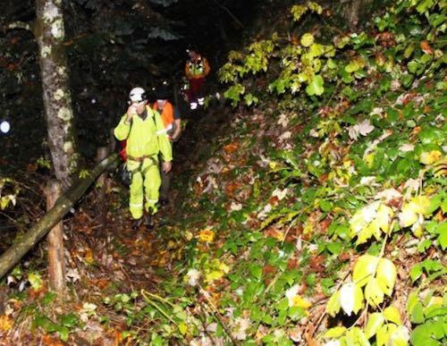 Due persone escono per una passeggiata e spariscono nel nulla, scattano le ricerche nella zona di Corbara