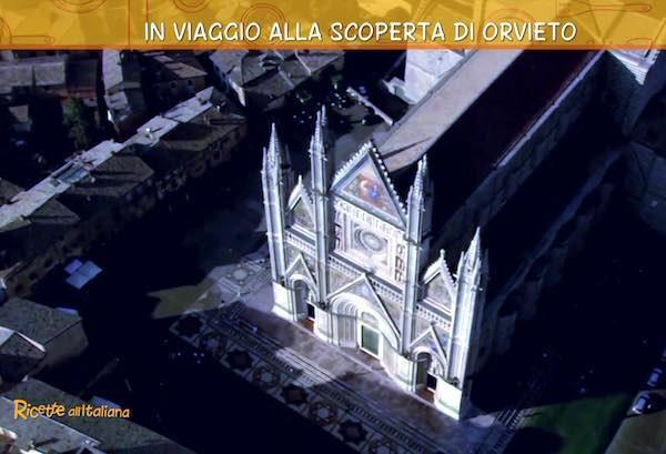"""Alviano e Orvieto in onda su """"Ricette all'Italiana"""""""