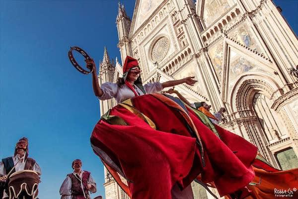 "Primi passi per l'Associazione Umbra Rievocazioni Storiche, ""Orvieto 1264"" c'è"