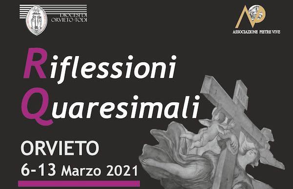 """L'Associazione diocesana """"Pietre Vive"""" propone """"Riflessioni Quaresimali"""""""