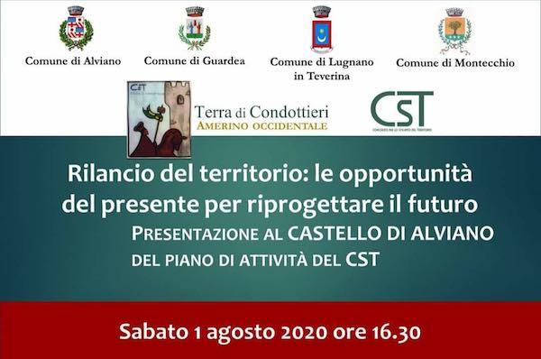 Alviano, Guardea, Lugnano in Teverina e Montecchio insieme per rilancio turismo