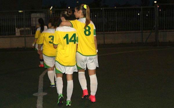 Calcio a 5 femminile, esordio in casa Lady Zeta