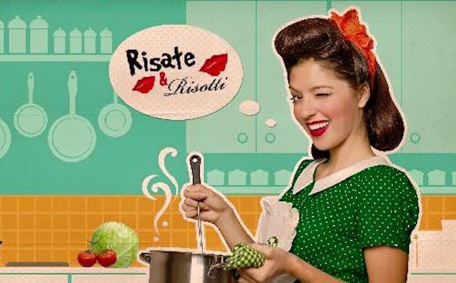 """Al via la nona edizione di """"Risate&Risotti"""". La kermesse attraverserà l'Italia tra risate e buona cucina"""