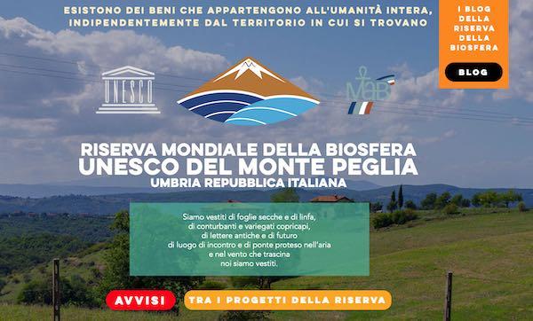 La Riserva della Biosfera Unesco del Monte Peglia sostiene l'iniziativa europea volta a contenere le emissioni di CO2