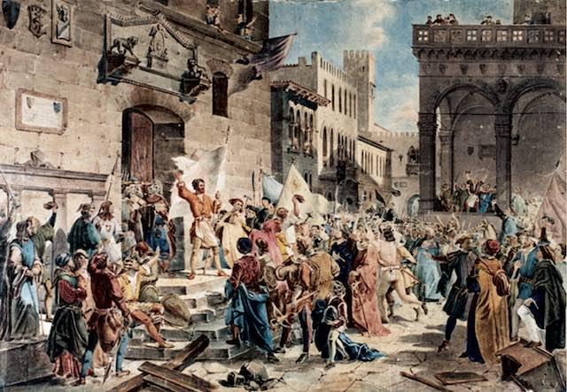 """""""La Rivolta a Orvieto nel 1430"""". Conferenza di Antonio Santilli per l'Isao"""