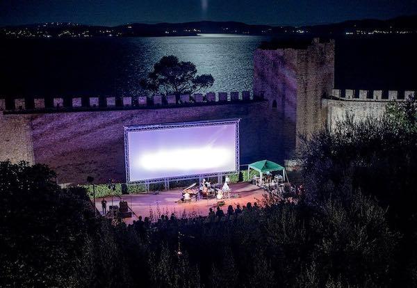 """Se la Rocca si fa arena di eventi. Uno spettacolo al giorno per """"Super Cinema Estate"""""""