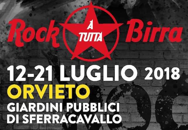 """""""Rock a tutta Birra"""" ai Giardini Pubblici di Sferracavallo"""