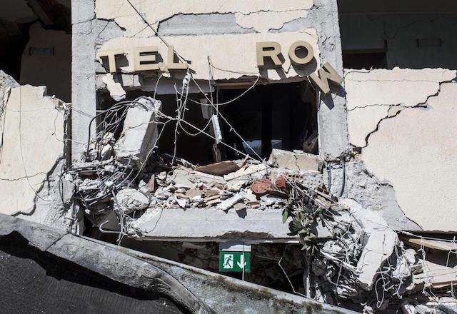 Terremoto, dispersa coppia orvietana ospite di un albergo ad Amatrice