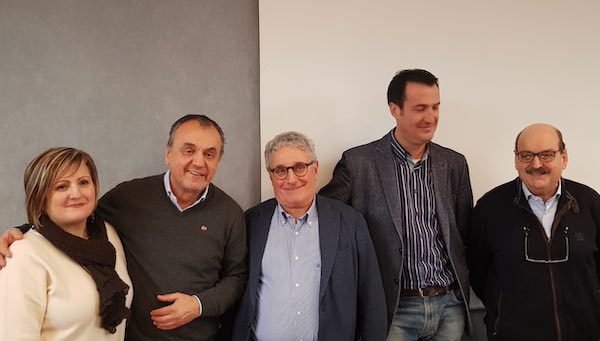 Attilio Romanelli eletto alla guida dello Spi Cgil di Terni
