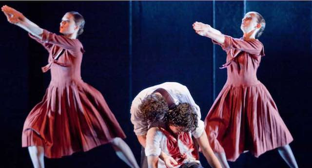 """Il Balletto di Roma porta """"Romeo e Giulietta"""" al Teatro """"Lea Padovani"""""""