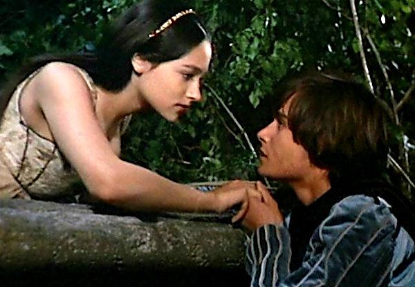 """Omaggio a Franco Zeffirelli a 50 anni dalla realizzazione di """"Romeo e Giulietta"""""""