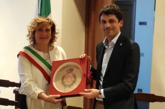 Si stringono i rapporti tra Perugia e Canino nel segno della storia