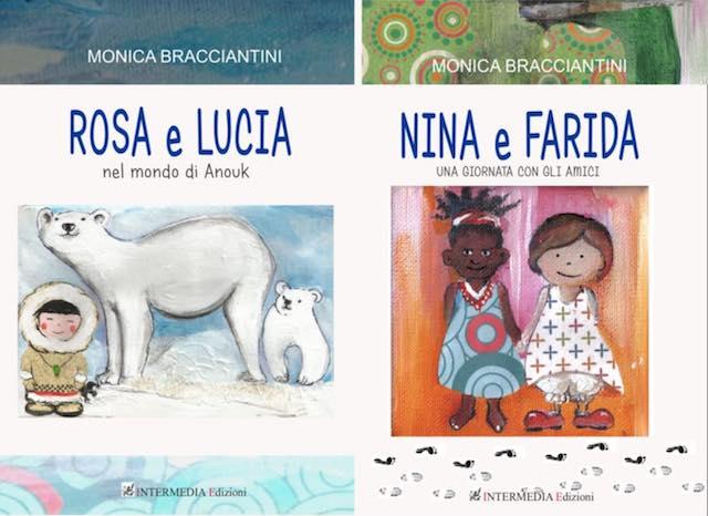 Doppia presentazione letteraria per Monica Bracciantini all'Antiquarium Comunale