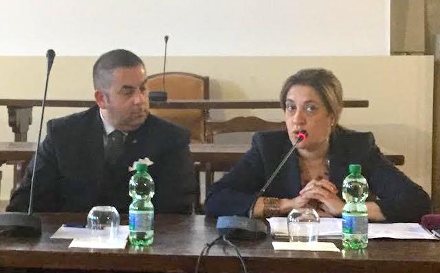 """Marini scrive a Ruggiano: """"25 aprile da celebrare tutti uniti"""""""