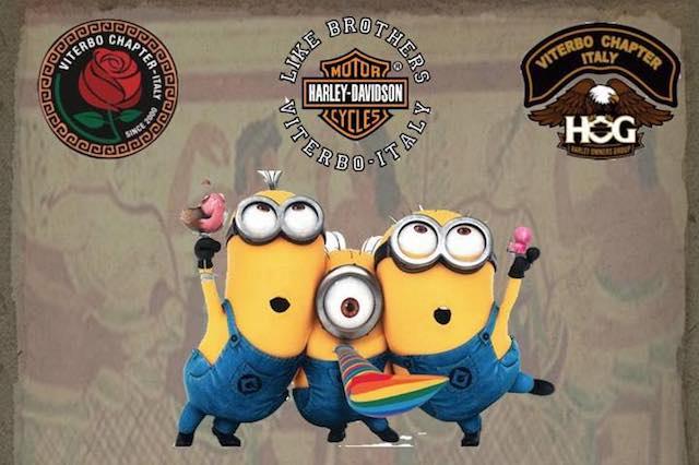 """""""Run degli Etruschi"""" per tutti gli appassionati di moto Harley-Davidson"""