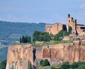 Rischio idrogeologico: la Giunta regionale stanzia oltre 1 mln euro per il Colle di Todi e la Rupe di Orvieto