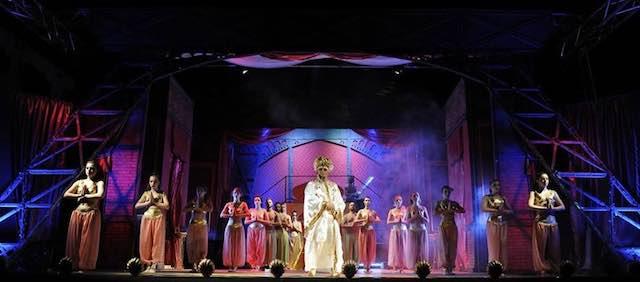 """La Compagnia della Rupe chiude Civit'Arte 2018 con """"Opera Rock"""""""