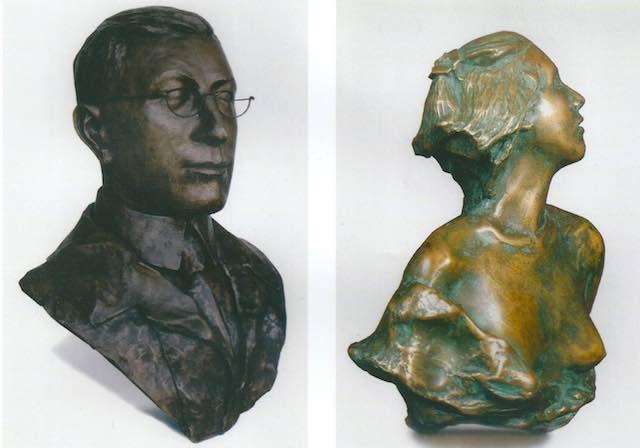 Il ritratto scolpito torna a rivivere dalle sapienti mani di Ruslan Ivanytskyy