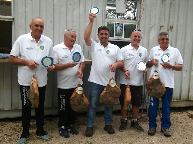 L'Asd Ruzzolone Fabro conquista anche il Campionato Regionale
