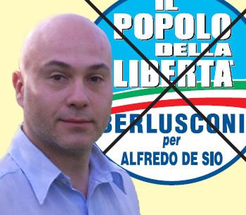 Andrea Sacripanti candidato al Consiglio Provinciale di Terni per il Popolo della Libertà