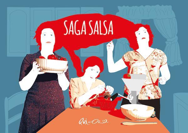 """Al Campanile di Giulia va in scena la cena-spettacolo """"Saga Salsa"""""""