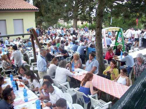 A Canonica la Sagra dell'Umbrichello festeggia il ventennale