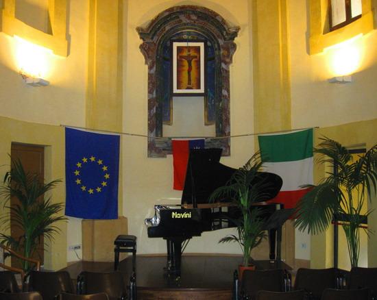Concerto lirico nella Sala Sant'Agostino