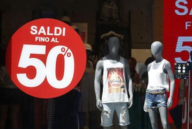 Saldi estivi al via dal 1° luglio. Confcommercio Umbria ricorda le principali regole
