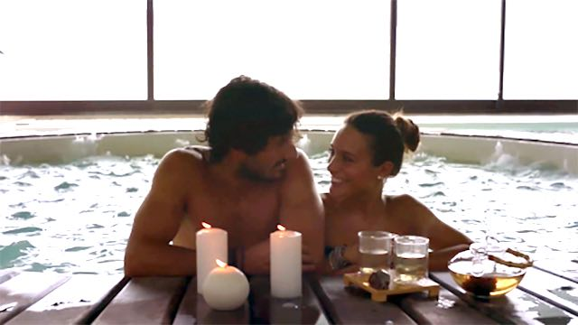 San Valentino al Salus Terme, una romantica serata sotto le stelle