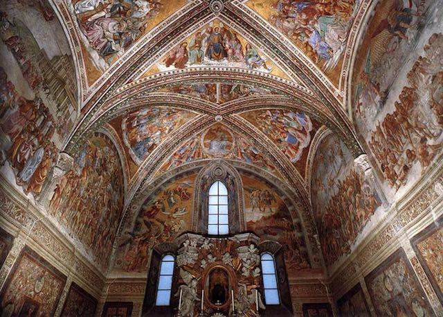 Nella Cappella di San Brizio, 12esima Rassegna Corale di Musica Sacra