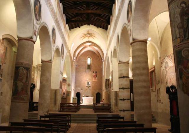 Chiesa di San Giovenale, oggi visita guidata e concerto dopo la riapertura