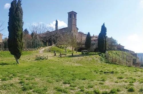 Orto Medievale di San Giovenale, il Comune attiva la procedura d'intervento del FAI