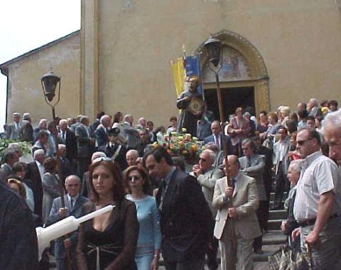 Festa del patrono a Porano: San Bernardino 2010 tra innovazione e tradizione