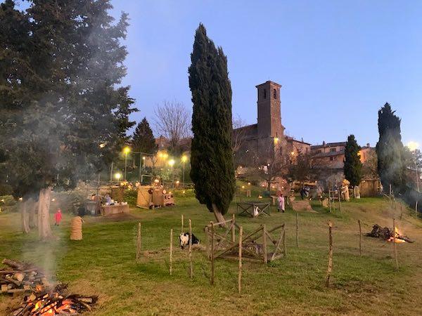 Oltre 7000 presenze per il settimo Presepe Vivente di San Giovenale